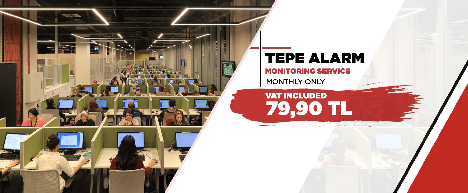 TEPE Alarm Monitoring Centre